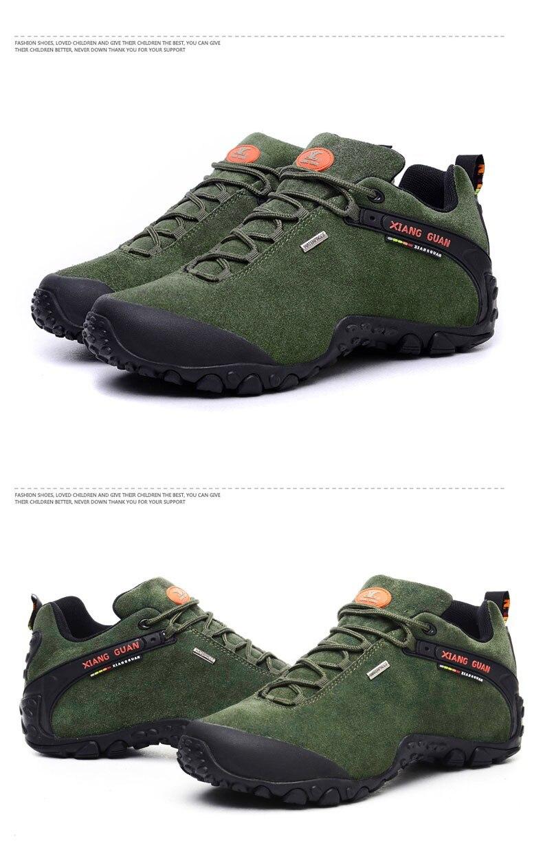 XIANG GUAN Winter Shoe Mens Sport Running Shoes Warm Outdoor Women Sneakers High Quality Zapatillas Waterproof Shoe81285 35