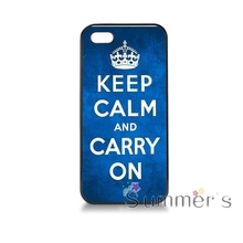 back shell skins cellphone case cover for Samsung Galaxy S3/4/5 mini/6/7 edge plus+ Note2/3/4/5/7 keep calm and carry on