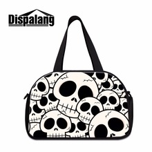 Dispalang Cool travel shoulder bags for men canvas luggage carry on bags with compartment duffle bags women shoulder workout bag
