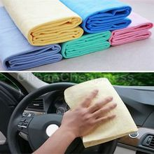 1 PC Soft Absorbent Wash Cloth Car Auto Care Microfiber Cleaning Towels 30 X 20cm