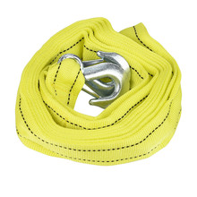 Car-styling wupp Tow Rope Trailer Towing Strap Heavy Duty Auto Emergency Helper U-Shape Hooks td1128 dropship(China)