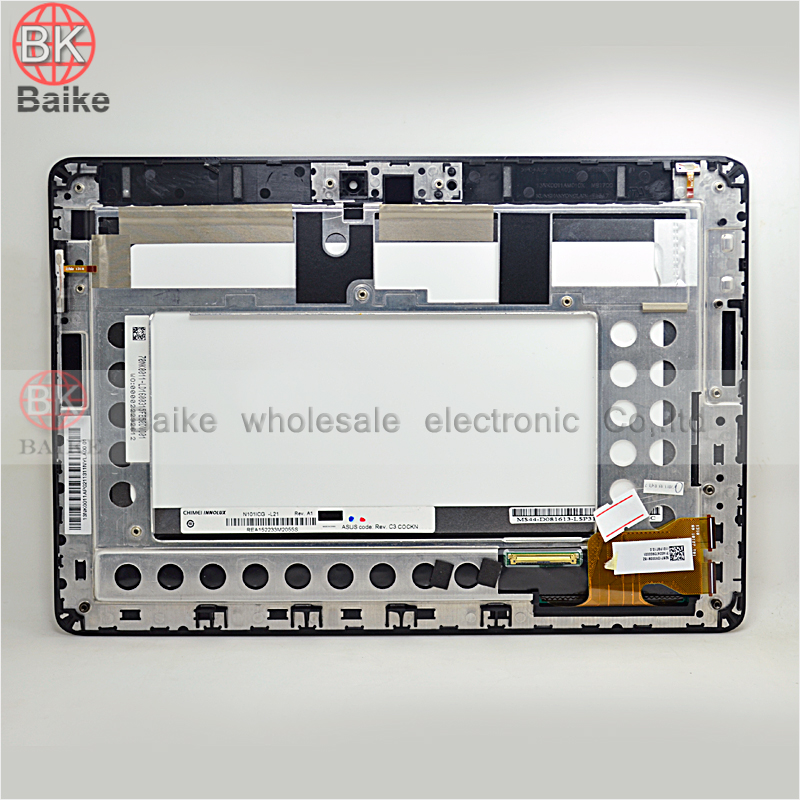 2017 New For ASUS TF301 ME301 5280N FPC-1 Original 10.1 lcd screen display  Monitor + touch screen digitizer assembly <br><br>Aliexpress