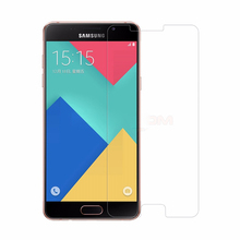 2PCS Tempered Glass For Samsung Galaxy A5 2016 Ultra-thin Screen Protector for Samsung A5 2016 A510 HD Toughened Protective Film