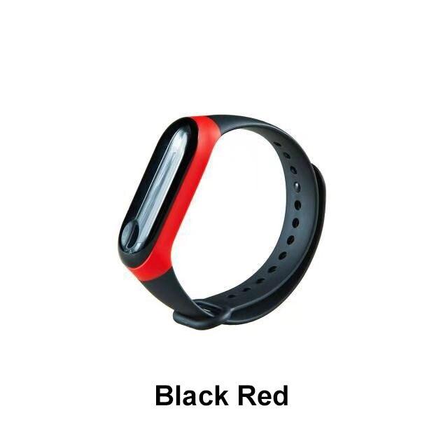 balck red
