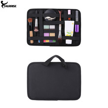 Portable Elastic Organizer Grid-it Storage Bag Pocket Travel USB Flash Drives Cable Earphone Pen Electronic Accessories Bag