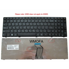 New Keyboard FOR LENOVO G500 G510 G505 G700 G710 US laptop keyboard Free shipping(NOT FIT G500S)