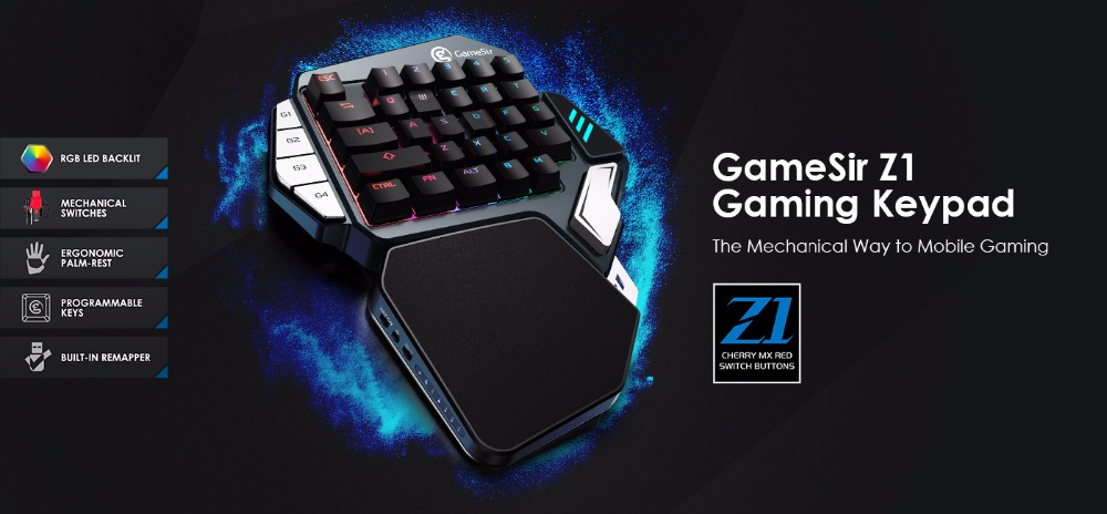 Gamesir Z1 Gaming Keypad (2)