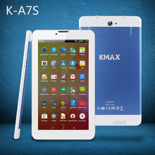 KMAX Tablet 7 inch IPS Quad Core MTK CPU Tablette Android 5.1 Built-in 3G Phone Call Dual SIM CardTablets PC GPS BT Dual Cameras