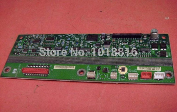 Free shipping C6074-60407 C6074-60284 C6071-60004 DesignJet 1050C 1055CM ISS PC board used plotter part on sale<br><br>Aliexpress