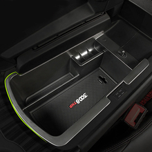 Car Organizer for Peugeot 3008 2011-2016 Central Armrest Storage Box Container Holder Tray Accessories Car Styling