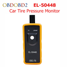 Best Quality EL-50448 Auto Tire Pressure Monitor Sensor TPMS Activation Tool EL 50448 Electronic For GM/ For Opel Reset Tool(China)