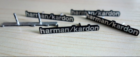 50pcs-lot-harman-kardon-Hi-Fi-Speaker-audio-Speaker-3D-Aluminum-Badge-Emblem-stereo-with-2
