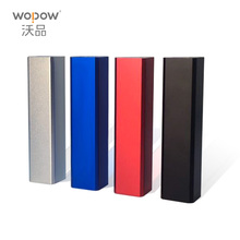 wopow 2000mah Power Bank 18650 USB External Mobile Backup charger Power bank Battery for iPhone mobile Universal Charger(China)