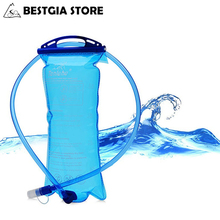 Buy 2018 Outdoor Sports 2L Bike Water Bag Portable Eco-friendly Bicycle Water Bottle Foldable Cycling Bag Camping Hiking Running for $9.51 in AliExpress store
