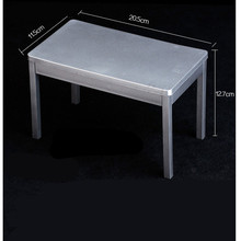 Miniature Doll House Furniture 1:6 Scale Table for 1/6 Action Figure,Plastic Folded Toy Table Miniatura Doll Furniture for Dolls