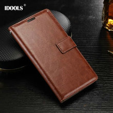 IDOOSL Luxury Wallet PU Leather Case for Samsung Galaxy A3 A5 A7 2016 2017 year A8 A9 Stand and Card Holder Phone Bag Flip Cover(China)