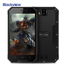 Blackview BV4000 Pro IP68 Waterproof Mobile Phone Dual cameras 2GB RAM 16GB ROM MTK6580A Quad core 3680mAh Dustproof Smartphone(China)