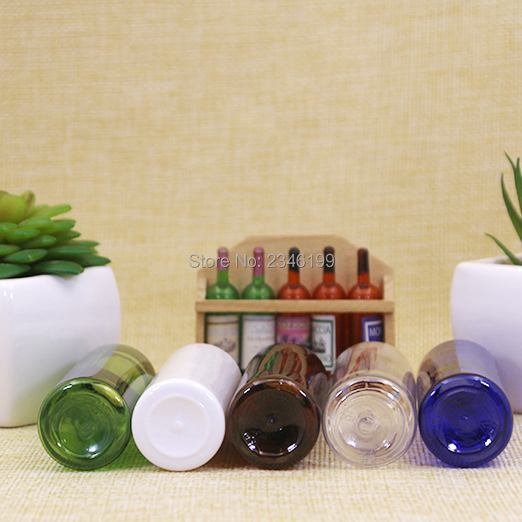 30ml Empty Plastic Bottle Plastic Refillable Bottle Cosmetic Packaging Lotion Pump Bottle 30g Shampoo Shower Gel Container (7)
