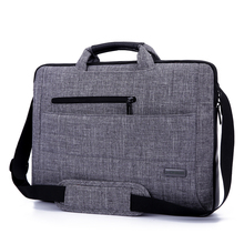 BRINCH Brand 14.6/15.6 inch Notebook Computer Laptop Sleeve Bag for Men Women Cover Case 14 15 Briefcase Shoulder Messenger Bag