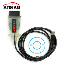 2017 New Arrival ELS27 FORScan Scanner OBD2 Diagnostic Cable For Ford For Mazda For Lincoln For Mercury ELS27 With A++ FTDI Chip