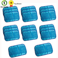 20pcs Microfiber Cleaning Cloths Pro-Clean Mopping Cloths For Braava Floor Mopping Robot 380 380T 320 Mint 4200 4205 5200 5200C(China)