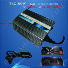 Solar grid tie pure sine wave 230v ac micro inverter 300w safe and reliable(China)