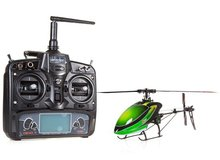 Walkera NEW V120D02S  MINI 3D With DEVO7 helicopter for experienced pilots NEW 6-Axis gyro