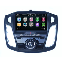 8 Inch CAR DVD For Ford Focus 3 2011 2012 2013 2014 2015 With CAN BUS RADIO 1080P Play GPS Navigation Bluetooth(China)