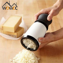 Stainless SteelCheese Grater Baking Tools Cheese Slicer Mill Kitchen Gadget With 2 Differnt Blades ralador de queijo Hot Selling