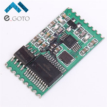 FM Stereo Transmitter Module UART Frequency Modulation Transmitting Board Serial Port Control 3-5V 35mA