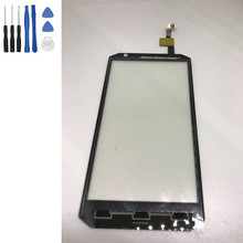 Repair Tools+ 100% Original For Land Rover X8 Smart Phone Capacitive Touch Screen Digitizer Replace Panel Black