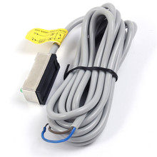 CS1-U 100MA AC/DC 250V Cylinder Magnetic Switch Proximity Switch Hall Sensor 2 Wire 11*12*28mm