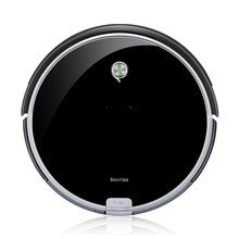 2017 Best new Robot Vacuum Cleaner with Self-Charge Wet Mopping for Wood Floor for ilife x623 free tax(China)