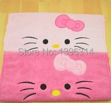 freeshippingHome Textile Cartoon Face Towels for bathroom or washing to dry air or hand or body,Bath Towel for Children or Woman
