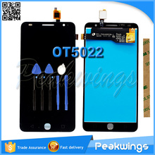 Touch Panel For Alcatel One Touch Pop Star 3G OT5022 OT 5022 OT-5022 5022X 5022D LCD Display Digitizer Screen Complete Assembly(China)