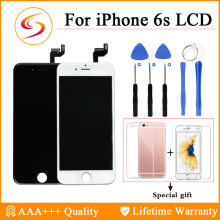 Grade AAA+++ For iPhone 6 6S Plus LCD With 3D Force Touch Screen Digitizer Assembly Display No Dead Pixel Free Shipping