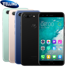 "4 Cameras Gionee S10 Mobile Phone Android 7.0 4G LTE Helio P25 Octa Core 6G+64G 5.5"" FHD 20MP Dual Camera 3D Selfie Google play"