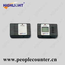 HIGHLIGHT HPC002 unidirectional electronic infrared person counter sensor for retail store