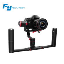 FEIYU A1000/A2000 Dual handheld 3-Axis Gimbal steadicam DSLR Camera Stabilizer a6500 a6300 iPhone Canon 5D/SONY Panasonic