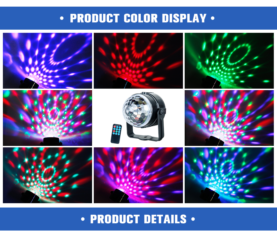 RGB Stage Lighting effect Lamp _ (4)