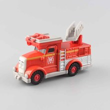 2017 Mini Flynn fire truck cars Kids Thomas and friends trains engine railway the tank diecast model gift baby toys for children