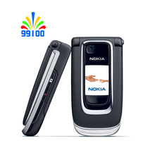 Original Nokia 6131 Cell Phone Unlocked for GSM 850/900/1800/1900MHZ used phone excellent conditions(China)