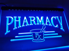 LK941- Pharmacy Compounding RX NEW LED Neon Light Sign home decor crafts(China)