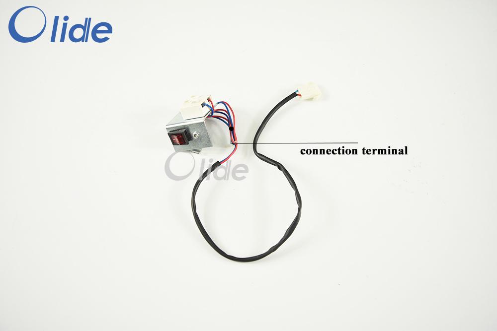 SD280 Connection terminal