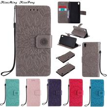 Buy Fundas Sony Xperia XA Case Flip Leather Cover Coque Sony Xperia XA Dual F3111 F3113 F3115 Wallet Cover Stand Phone Cases for $3.99 in AliExpress store