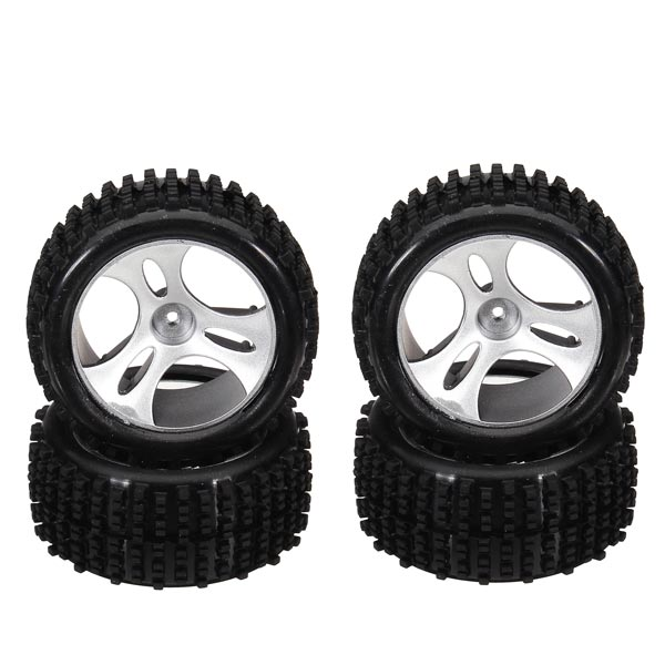 Wholesale Wltoys A959 1/18 RC Car Spare Parts Wheels A959-01 Tires For Remote Control Wltoys A959 Car<br><br>Aliexpress