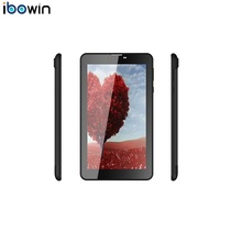ibowin 7Inch 1280x800 IPS MTK6582 3G Phone 2SIM Tablet PC 3G WCDMA 2G GSM Call GPS Bluetooth 1G RAM 8G ROM Google Play Store(China)