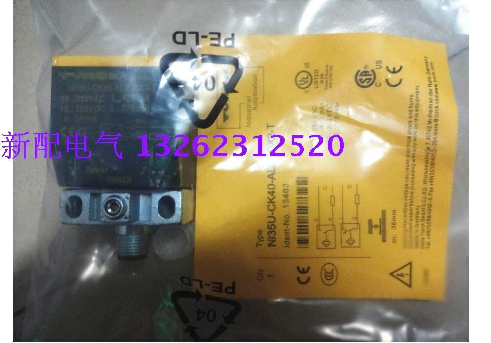 NI35U-CK40-ADZ30X2-T Turck New High-Quality Proximity Switch Sensor Warranty For Two Year<br><br>Aliexpress