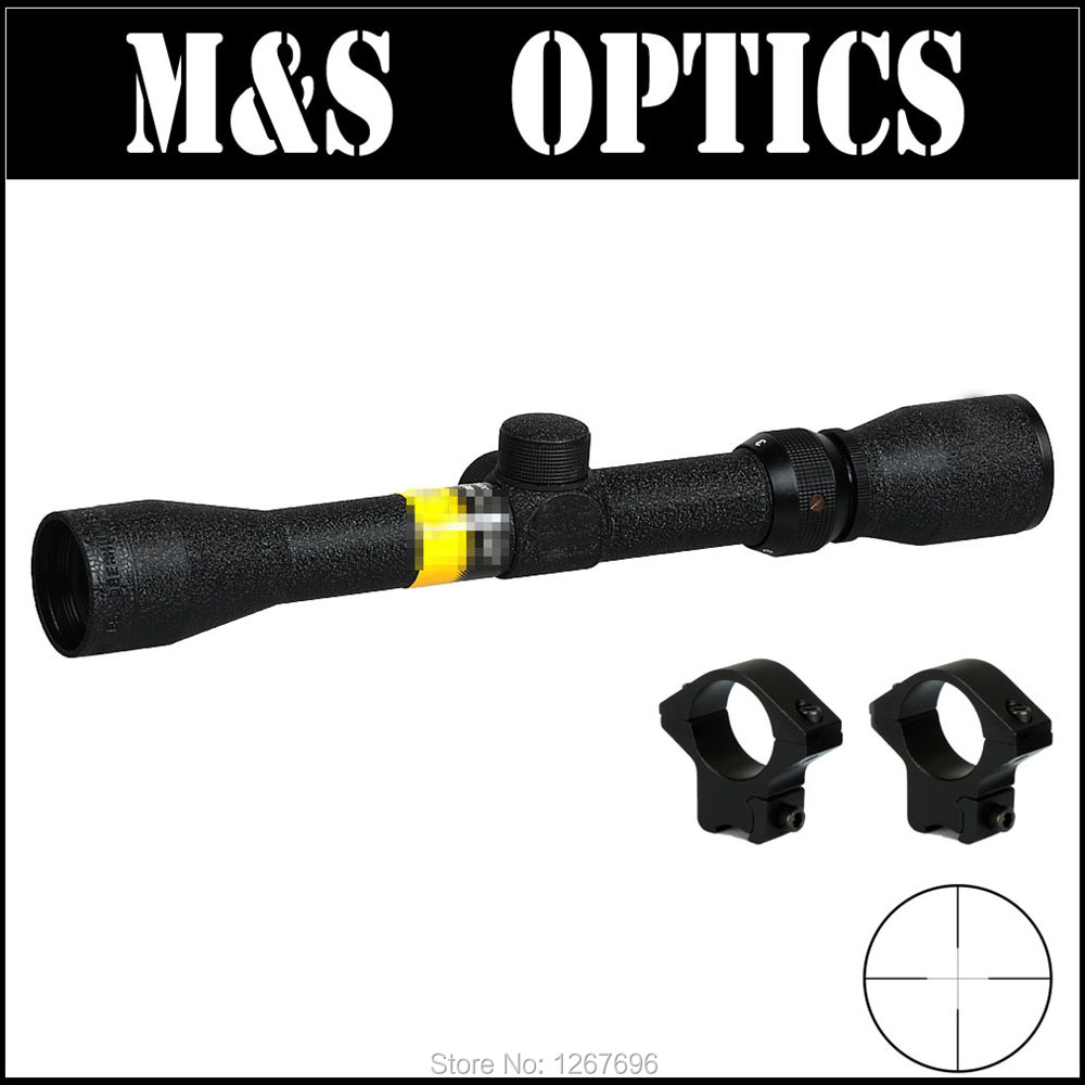 3-9X32 Frosted Airsoft Air Guns Optical Sight Rifle Scope With Riflescopes 11mm / 20mm Rail Rings Mount For Hunting Outdoor<br><br>Aliexpress