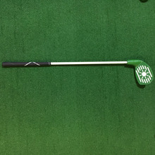 Pre sale FUNGREEN Rubber Head Kids Golf Putter/P Club Children Plastic Training Golf Club with Large Hitting Face
